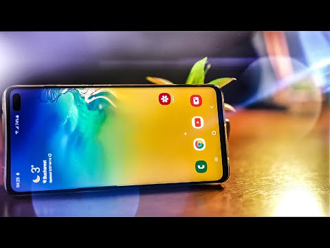 Samsung Galaxy S 10 Plus - REVIEW, TATI!