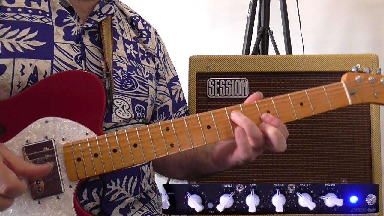 Award-Session website, BluesBaby 22, BluesBaby 45, Guitar