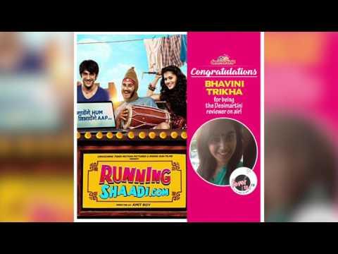 Desimartini Janta Review l Running Shaadi l MJ Bhavini Trikha DesimartiniKaFever