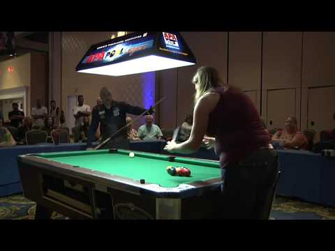 2017 World Pool Championship - Lee Brett Exhibition
