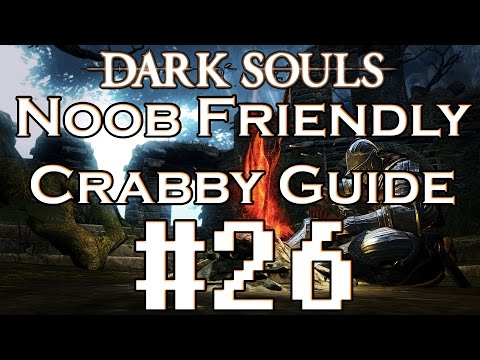 [PT-BR] Crabby Guide: [Dark Souls: Prepare To Die Edition] #26 - Duke's Archives 2