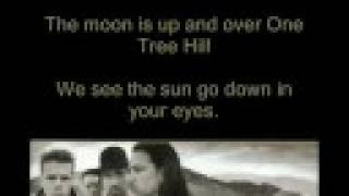U2 - One Tree Hill - With Lyrics!