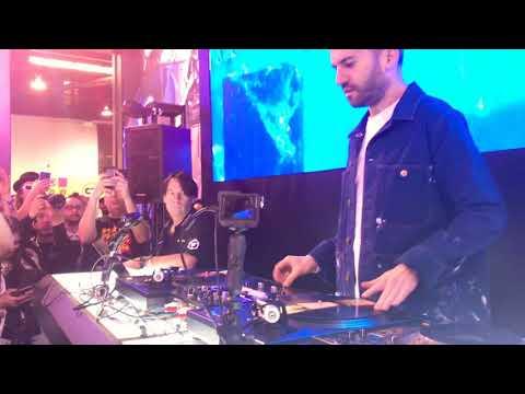 A-Trak Routine - NAMM 2019 - Pioneer DJ Booth