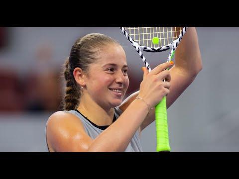Jelena Ostapenko 32 winners vs Anna Blinkova - Luxembourg 2019