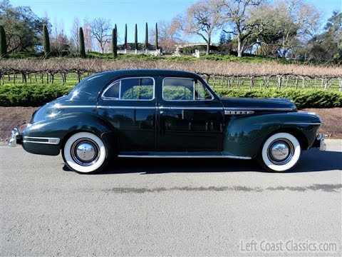 Buick Super Series Sedan For Sale Youtube