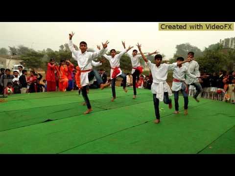 Learner's paradise school boys dance