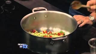 Carolina Kitchen: Pasta Fagiole