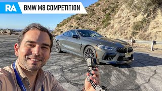 BMW M8 Competition (625 cv). O mais POTENTE de sempre