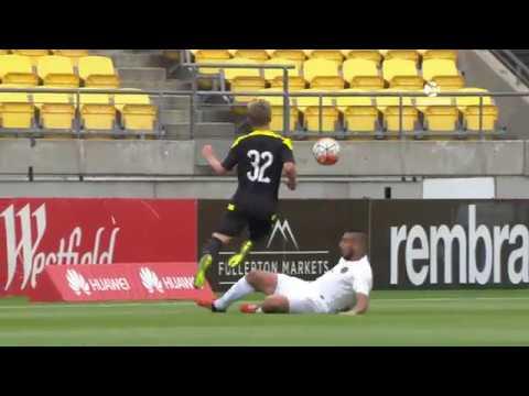 Stirling Sports Premiership Round 11 TV game | Wellington Phoenix U20 1-3 Team Wellington