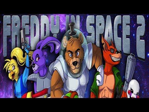 ВЫШЕЛ НОВЫЙ ФНАФ ФРЕДДИ В КОСМОСЕ 2 ► Freddy In Space 2 ◄