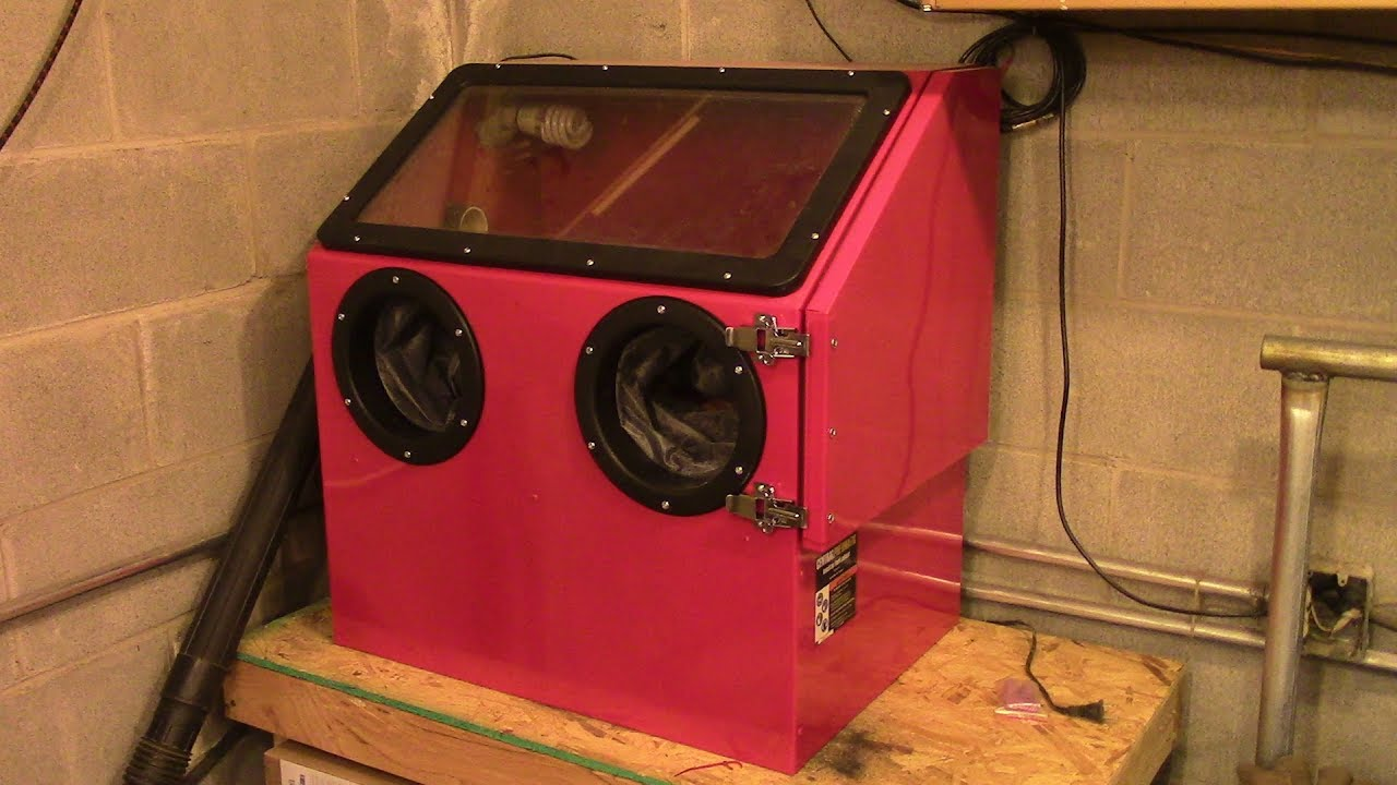 Harbor Freight Sand Blasting Cabinet Reviews Cabinets