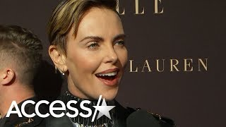 Charlize Theron Is Surprised By Oscar Buzz Around 'Bombshell' Flick: 'I Was Not Expecting This'