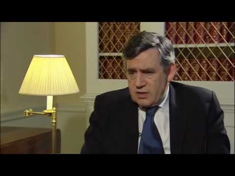 Frost over the World - Gordon Brown - 10 Apr 09