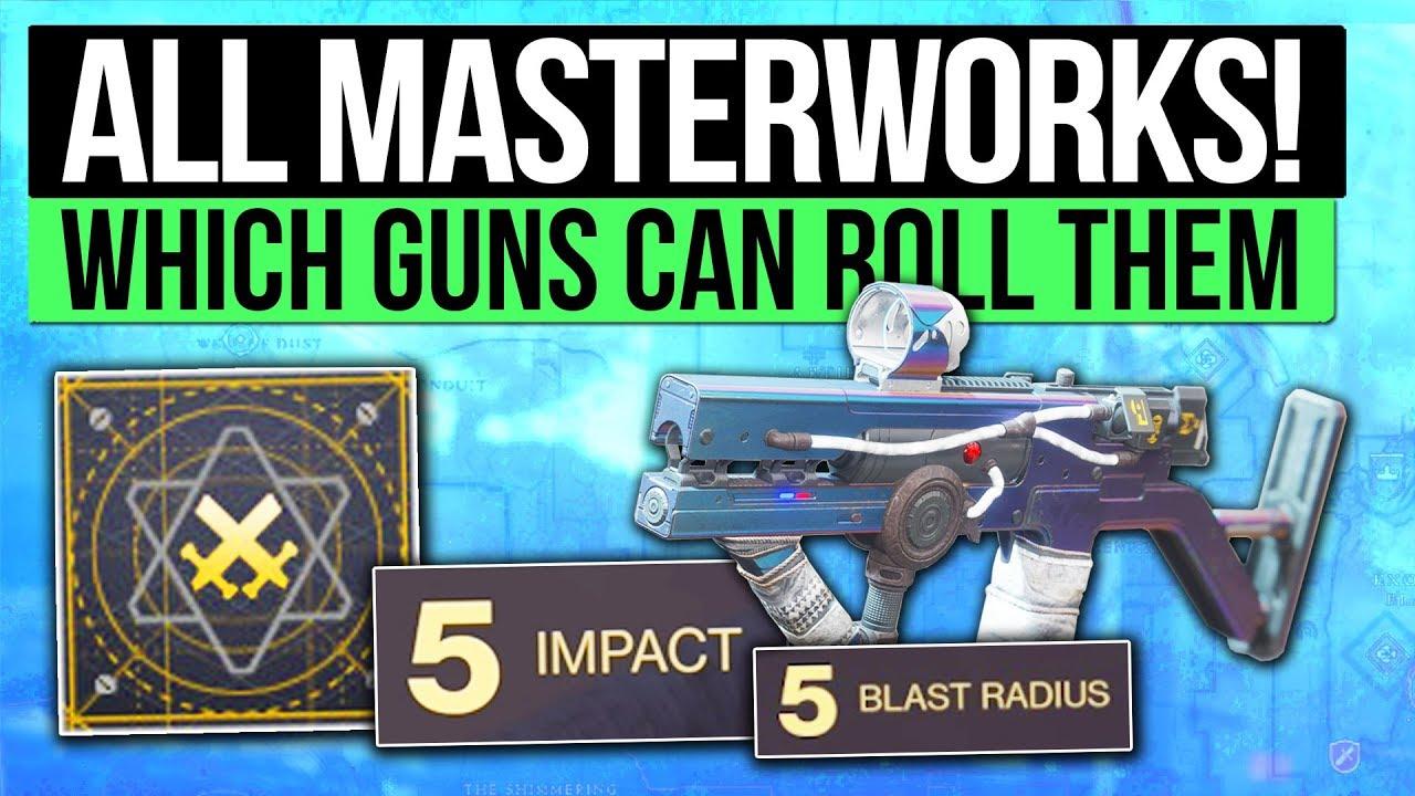 Destiny 2 Adding Masterwork Armor, Mod Rework, And More In Future Updates