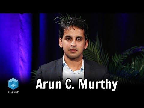 Arun Murthy, Hortonworks | theCUBE NYC 2018