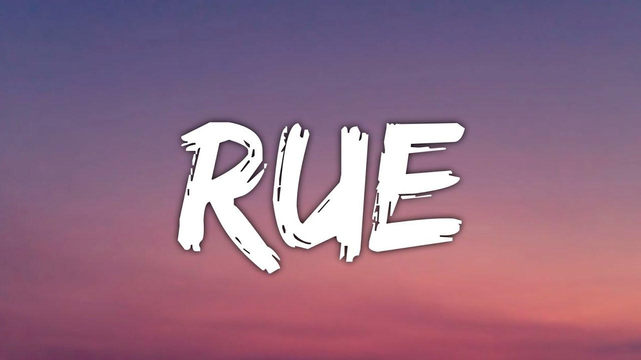 Download girl in red - rue (Lyrics)