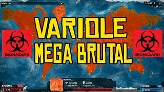 Plague Inc. Evolved Gameplay #79 Variole en Méga Brutal: Pour tuer.. Ca tue! FR