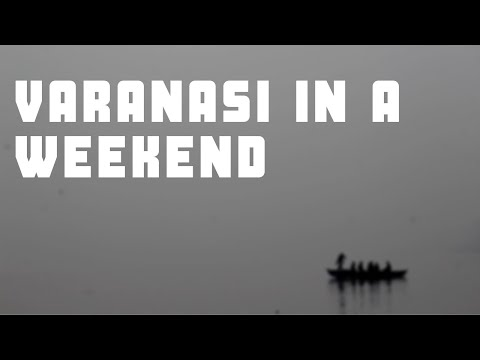 A weekend in Banaras, A stop motion video
