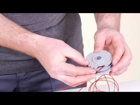 Flymo Multi Trim 250DX MULTI TRIM 300D rotofil Head Trimmer Spool Cover Cap