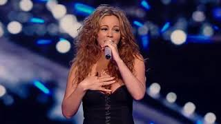 Mariah Carey - I Stay In Love (Live at the X Factor UK 2008) (HD Video)