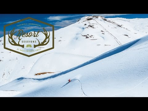 Resort Sessions: Valle Nevado, Chile - TransWorld SNOWboarding