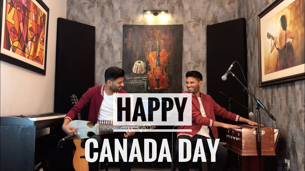 Canadian National Anthem | O Canada | Leo Twins | Buzzmax.ca