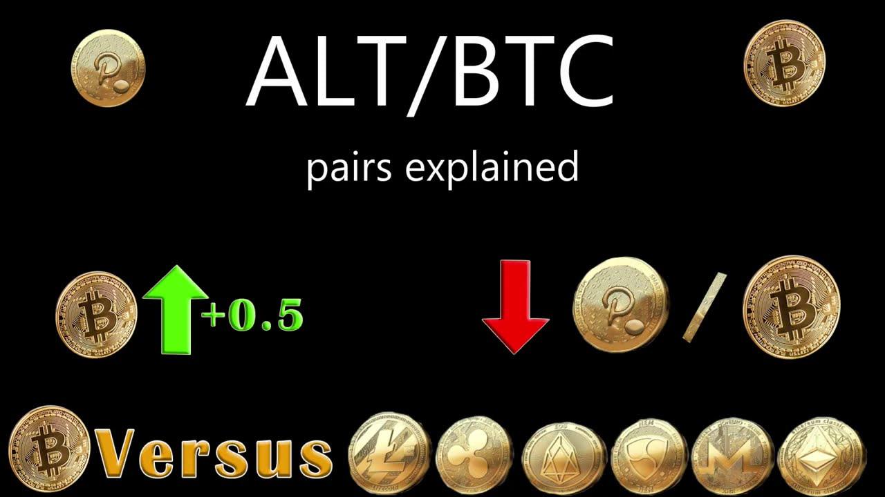 btc pairs