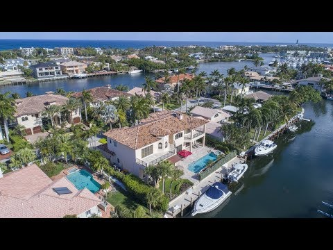 Luxury Homes in Florida | Real Estate | 2848 Northeast 32nd Street Lighthouse Point, Florida