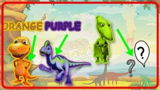 Wrong Heads For Kids Dinosaur Train And Friends - Wrong Puzzles - Children Nursery Rhymes