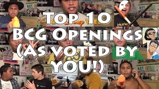 bcg top 10 top 10 bcg openings of 2014 as voted by you