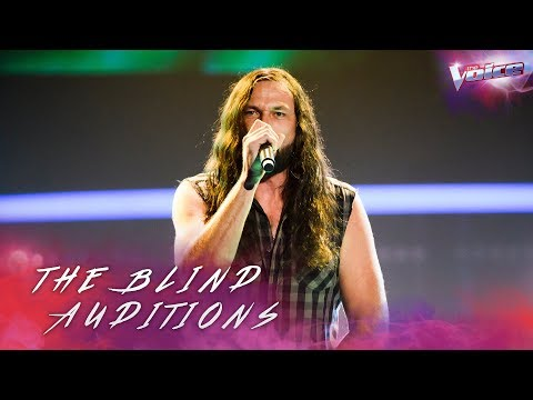 Seanny Millar sings If You Could Only See | The Voice Australia 2018
