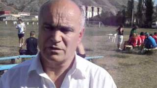 """ФК """"Сурож"""" (Судак). Сентябрь 2010.wmv."""
