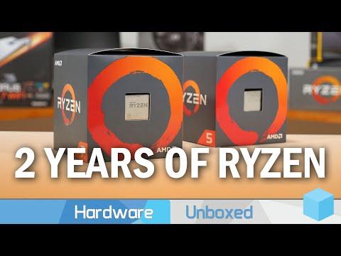AMD Ryzen: 2 Years in Review, A Recap of AMD's CPU Revival