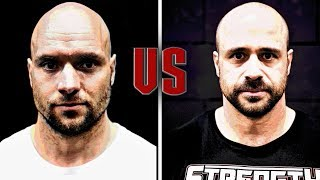 Thomas Faber VS Daniele Pauli - Strength Wars League / Quarter Final #2