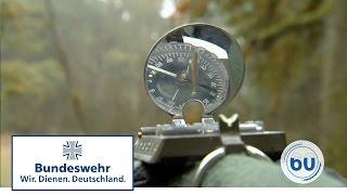 60 Sekunden Bundeswehr: Marschkompass