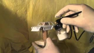 Making a slotcar - HD 720p