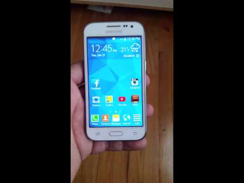 Samsung Galaxy Prevail LTE Quick Review