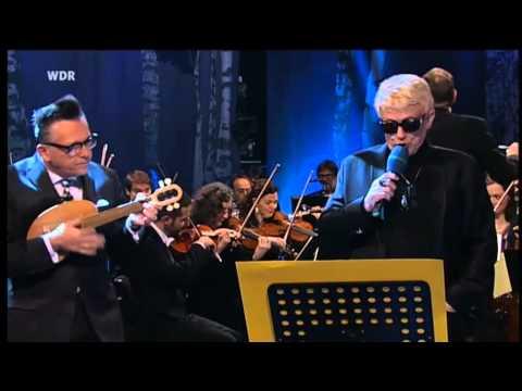 Heino live - Junge (Ärzte Cover) - Götz Alsmann Zimmer Frei WDR Rundfunk Orchester 24.3.2013
