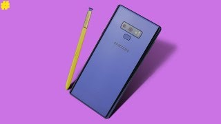 Samsung Galaxy Note 9 Real 30 Day Review: Better than iPhone Xs?