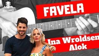 Baixar Favela - Ina Wroldsen, Alok / GUITAR TUTORIAL