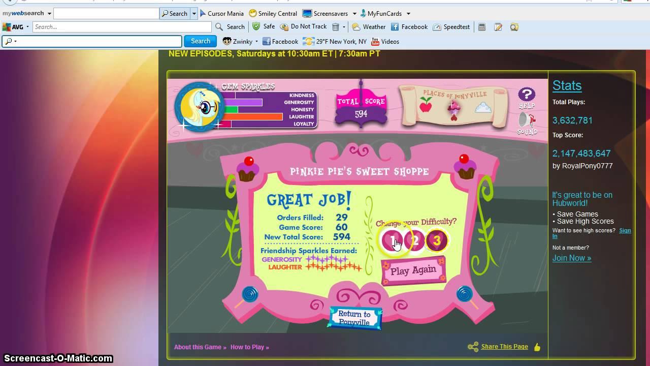 My Little Pony Adventures In Ponyville Part 2 Youtube