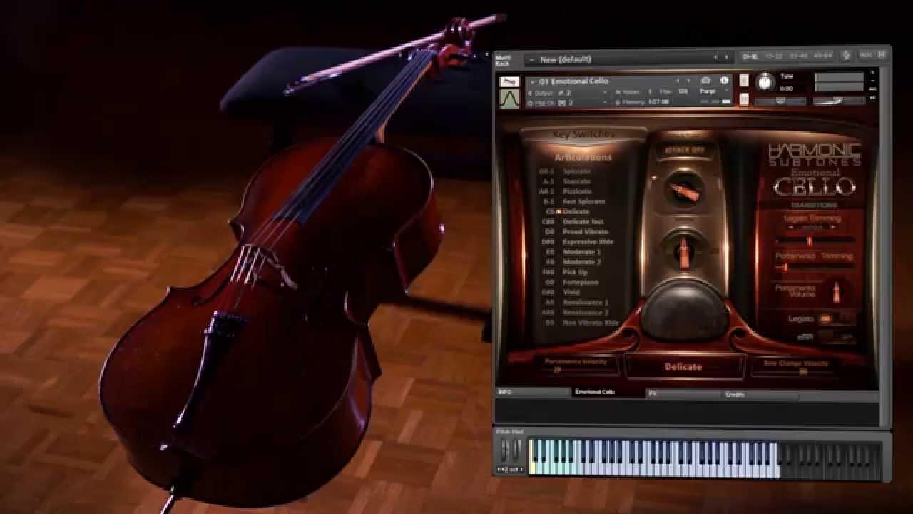 Best Service Emotional Cello -Teaser