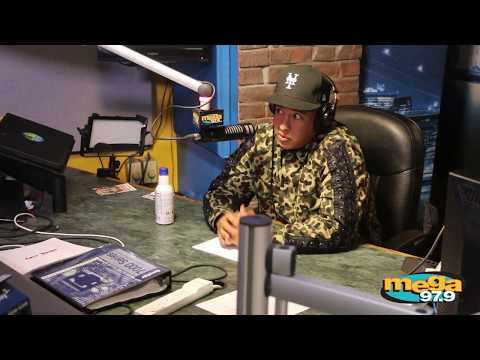 Daddy Yankee Visita La Mega Mezcla de Alex Sensation