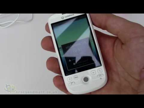 HTC Magic unboxing video
