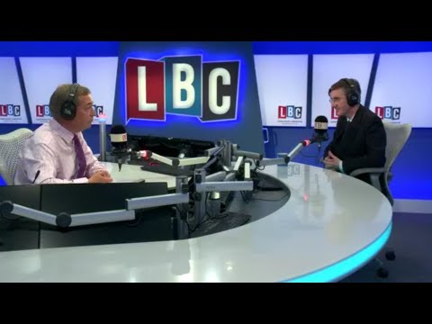 The Nigel Farage Show - End of Term - Jacob Rees-Mogg Special - 19/07/2017