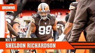 Sheldon Richardson Mic'd Up vs. Texans