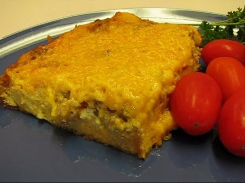 Betty's Sausage and Egg Breakfast Casserole