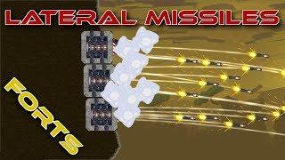 Horizontal Missile Launchers? (Tanya's Mod) - Forts RTS [78]