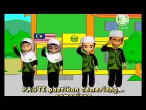 Lagu Kanak Kanak | PASTI CEMERLANG ISLAM GEMILANG HD | PASTI