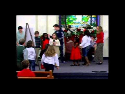 """A Child Shall Lead Them"" Presented by Appalachian Christian Academy December 14, 2013"